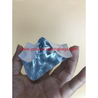 Buy cheap Custom White Three - Side Seal Aluminium Foil Bag With 2 Colors Gravure Printing product