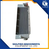 Hot sale good quality XCMG80 oil cooling radiator for excavator