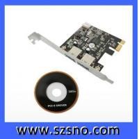 Wholesale USB3.0 PCI Express Card for Notebook from china suppliers