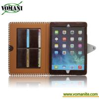 Buy cheap Genuine Leathe case for ipad Air. Unique style with stand from wholesalers