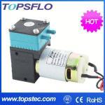 Buy cheap TOPSFLO dc pump, mini air pump,diaphragm liquid pump TF30A-B from wholesalers