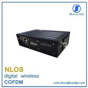 OEM Design 20W wireless audio video transmitter with COFDM Module
