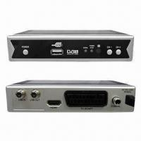 Buy cheap FTA HD DVB-S2 Receiver with ALI3601S +AV2011 Solution from wholesalers