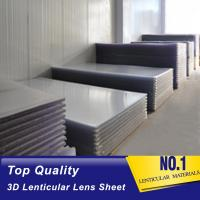 Wholesale OK3D lenticular sheet material factory 100lpi lenticular lens sheet  plastic lenticular films for 3d lenticular printing from china suppliers