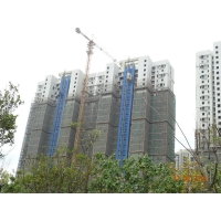 Buy cheap High Safety Larger Hoisting Height 2 Tons Construction Site Lift from wholesalers