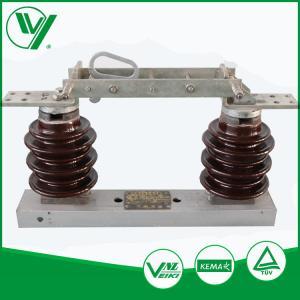 12KV Medium Voltage Vertical Break Disconnect Switch Isolator Manufactures