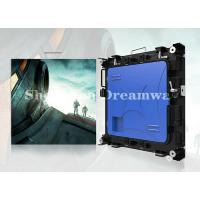 Buy cheap Waterproof P4 Outdoor Led Display Screen Hire HD 6500cd/sqm For Event / Stage from wholesalers