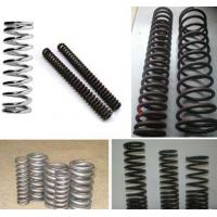 High Precision Natural Color  Industrial Compression Springs Heat Resistance Manufactures