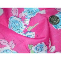 Buy cheap Cotton Floral Printed Fabric from wholesalers