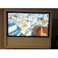 Buy cheap TV Station Advertising LED Billboard Touch Screen Panels With I5 PC Multi Points from wholesalers