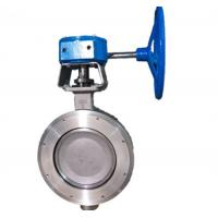 Buy cheap High Performance Wafer Double Flanged Butterfly Valve from wholesalers