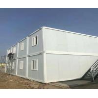 Buy cheap White 20ft Modular Container House / Homes Aluminum - Zinc Color Steel Sheet from wholesalers