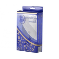 China Waterproof UV Coating PVC Gift Packaging Boxes on sale