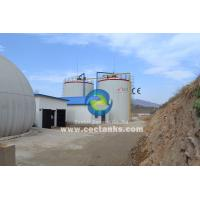 30 Years Service Life 1000m3 Industrial Water Tanks Comply With AWWA and OSHA Manufactures