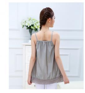 China 100% silver fiber anti-radiation maternity clothing 60DB,brand new on sale