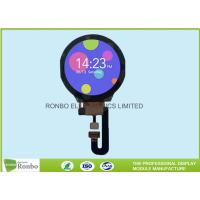 Buy cheap Round Smart Watch Touch Screen LCD Display 1.3 Inch IPS 240x240 RoHS Compliant from wholesalers