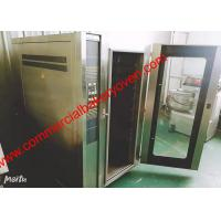 Buy cheap ISO Industrial Electric Convection Oven 10 Trays 12 Trays Hot Air Oven from wholesalers
