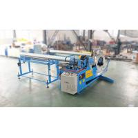 Buy cheap Factory direct supply automatic machine post-tension rectangle spiral duct making machine from wholesalers