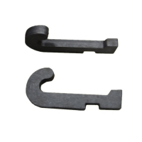 Buy cheap Alloy Steel Train Lock Hook Parts Train Connection Hook Railway Spare Parts from wholesalers