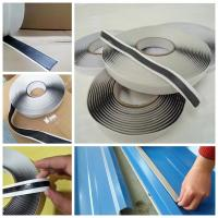 Buy cheap self adhesive or double sided adhesive Roof seal tape  designed to quickly easily and permanently repair any leak from wholesalers