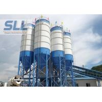 Buy cheap Waterproof Steel Cement Silo , Batching Plant Silo Convenient Installation from wholesalers