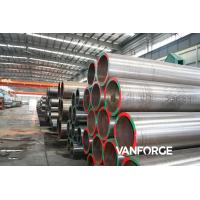 Wholesale ASTM A335 P5 Durable Seamless Alloy Steel Pipe Heavy Duty High Toughnesss from china suppliers