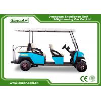 Buy cheap Electric Golf Carts With Italian Gearbox 6 Seater Fuel Trojan Batteries Golf Cart from wholesalers
