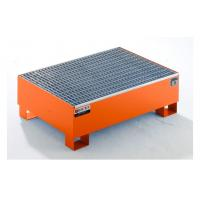 Buy cheap Customized Size Steel Spill Containment Pallets For Storing / Filling Polluted Water from wholesalers