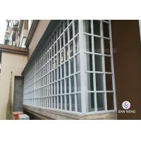 Buy cheap 6063 T5 Aluminium Frame Casement Windows , Sliding Window With Protective Guard from wholesalers