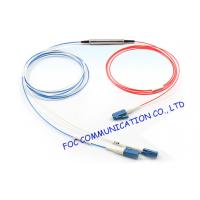 Buy cheap Mini Tube Type 2 Channel Wdm Lc / Upc Connector , Wide Operating Wavelength from wholesalers