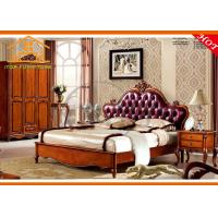 Hot sale solid bedroom furniture egypt Wood carving Hot selling bedroom furniture wardrobe with mirror