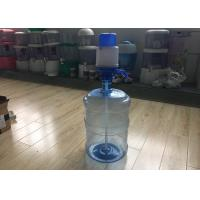 Buy cheap Plastic Manual Drinking Water Hand Pump 5 Gallon Water Dispenser Pump No Toxic from wholesalers