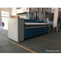 Buy cheap Steam Heating Hotel Linen Sheet Ironing Machine With 800mm Roller Diameter from wholesalers