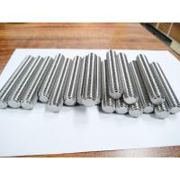 Buy cheap UNS N10276 Hastelloy C276 Fully Threaded Stud Bolt DIN975 Nickel Alloy Steel from wholesalers
