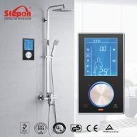 China Thermostatic Instant Heating Shower Control Panel on sale