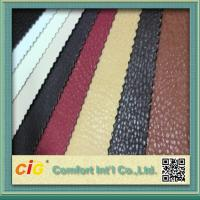 Buy cheap Eco Friendly Colorful And High-quality Synthetic Sofa Leather Material from wholesalers