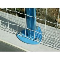 Buy cheap Customized pvc coated welded wire mesh fence Galvanized wire fencing from wholesalers