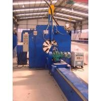 Buy cheap Light Pole Shut-Welding Machine for circle and polygon pole / tube 14000mm product