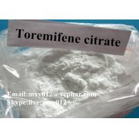 China Pharmaceutical Glucocorticoid Steroids Toremifene Citrate Breast Cancer Treatment on sale