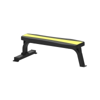 Buy cheap Steel Tube W760mm Fitness Exercise Bench , L1350mm Weight Flat Bench from wholesalers