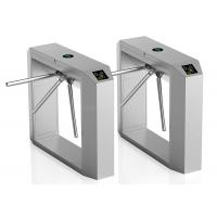 Buy cheap RFID Card Reading Automatice Turnstiles With Three Arms Control from wholesalers