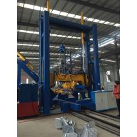 Buy cheap Pole/ Pipe automatical welding machine--for pipe making machine from wholesalers