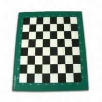 Wholesale Chess Pad, Made of Eco-friendly PVC, Customized Designs Welcomed from china suppliers