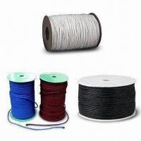 Buy cheap Cords, Made of Nylon, Polyester and Cotton, Available in Various Widths from wholesalers