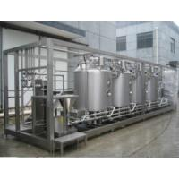 Buy cheap Touch Screen PLC Yogurt Production Line Small Scale Yogurt Processing Equipment 9000 B/H from wholesalers