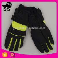 Buy cheap 2017 12*30cm 137g 100%Polyester Outdoor Sports Windproof Durable Keep Warm Colorful Men Adults Winter Ski Gloves from wholesalers