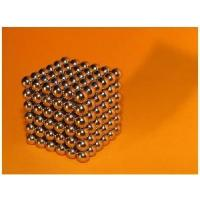 Neo Cube, Magnet Cube: Gold Coating - Magnet Toy Manufactures