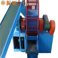 Buy cheap Hydraulic Tyre Shredding Machine / Waste Tire Shredding Machine 19Rpm Speed from wholesalers