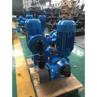 Wholesale Stainless Steel Chemical Metering Pumps , Liquid Dosing Pump Handheld from china suppliers
