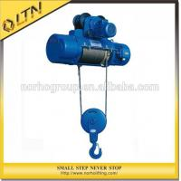 Buy cheap 5 Ton CE GS Electric Wire Rope Hoist & 380V Engine Hoist from wholesalers